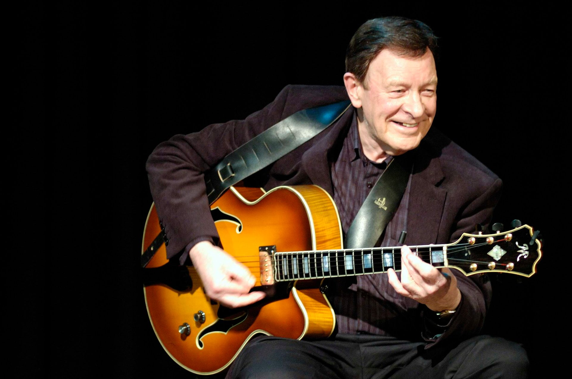 Trefor Owen —Internationally Acclaimed Jazz Guitarist, Educator and Author