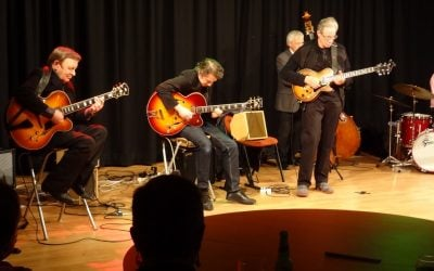31st North Wales International Jazz Guitar Weekend